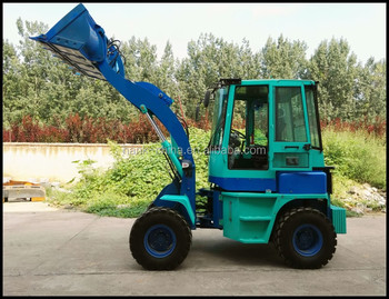 wheel loader for construction machinery,4WD loaders for sale