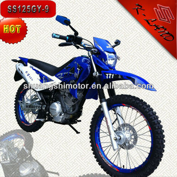 2012 newest model 125cc dirt bikes for sale (SS125GY-9)