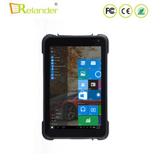8 inch windows rugged tablet 2gb+32gb phablet gps 8500MAH 1280*800 tablet pc