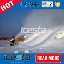 CE passed a machine that creates artificial snow