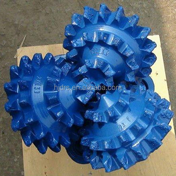 SKW non-sealed bit API mill tooth bit for soft to hard fomation for oil&gas well drilling