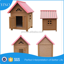 Outdoor furniture PS furniture environmentally friendly plsatic wood dog house PS001