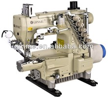 3 Needle 5 Thread Industrial Sewing Machine for Knitted Goods