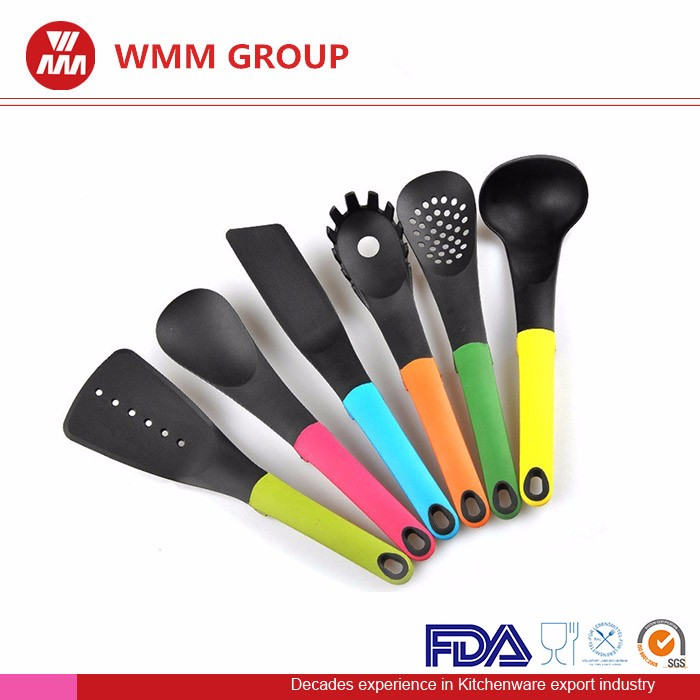 Food grade FDA LFGB cooking tools silicone Utensil Set for multifunctional kitchen using