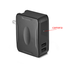 Portable Night Vision Wall Charger Camera HD 1080P Motion Detection Spy Hidden Video Recorder