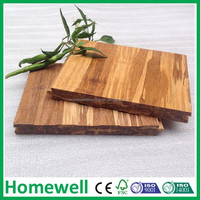 14mm strand woven tiger bamboo flooring board