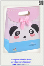 Guangzhou manufacture wholesale the newest paper packaging bag for snacks