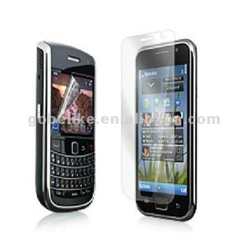 For BlackBerry Storm 9500 clear screen shield