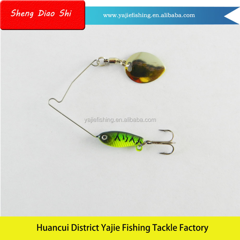 Wholesale spinner online buy best spinner from china for Cheap fishing spinners