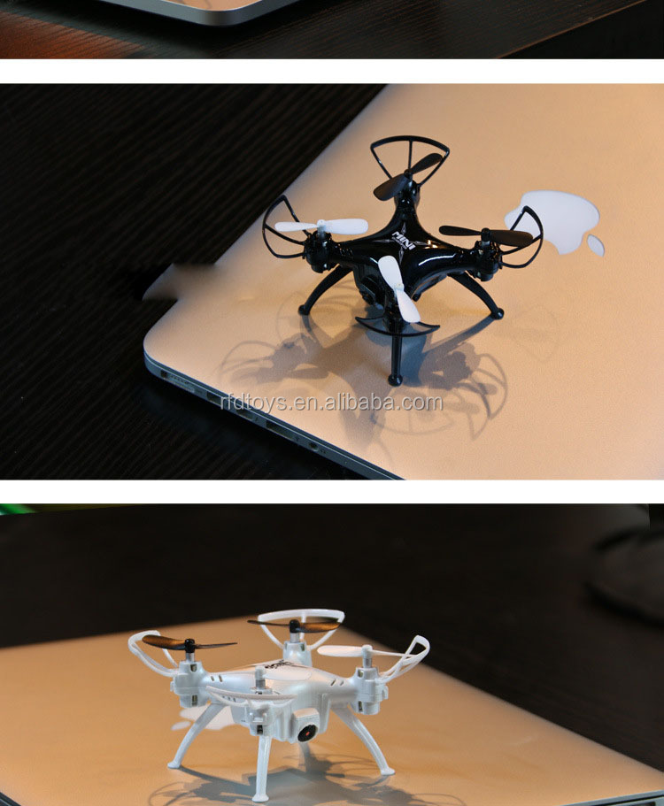 Skytech TK106 2.4G 4ch 6-axis gyro mini drone with camera rc quadcopter aircraft model