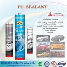 clear polyurethane sealant splendor