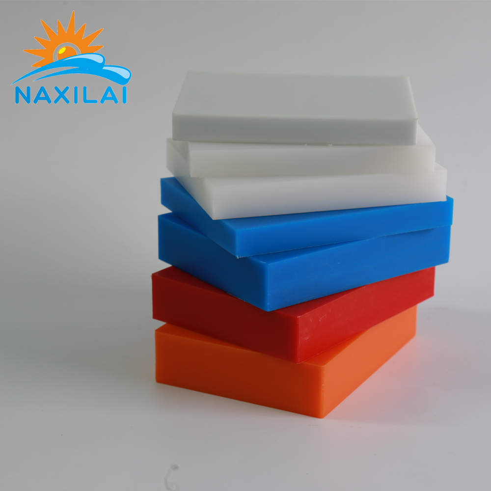 Non-slip High Density Plastic 100% Virgin Polyethylene HDPE Sheet for Factory