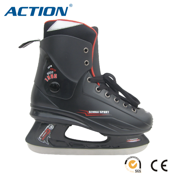 2017 TOP HOT!!!New design style Ice Skates/Ice Skate Shoes for Ice Skating Rink And Accept OEM