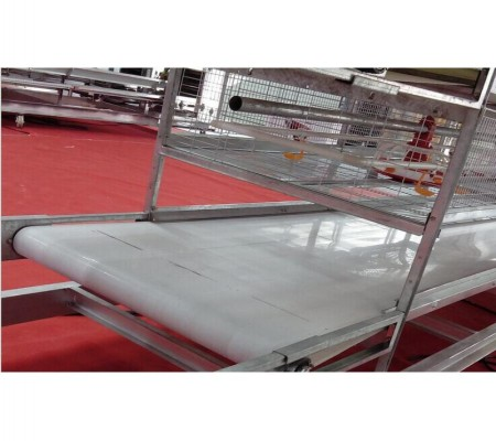 poutry Manure belt/conveyor belt for layer/broiler/chicken/battery /rabbit/duck cage (Manure belt-038)