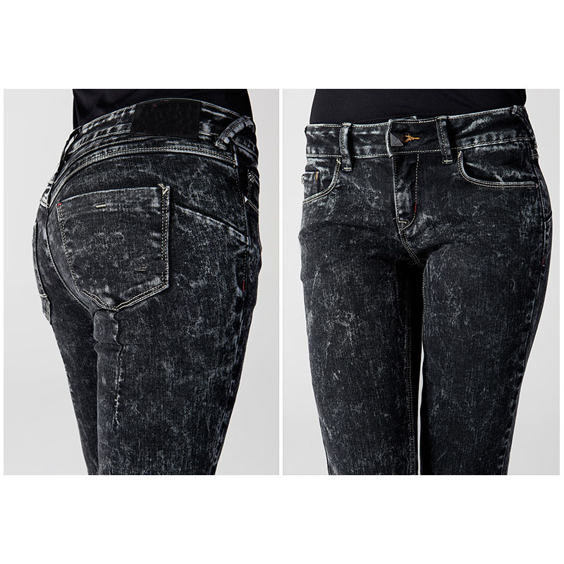 2015 new fashion ladies jeans DS140113