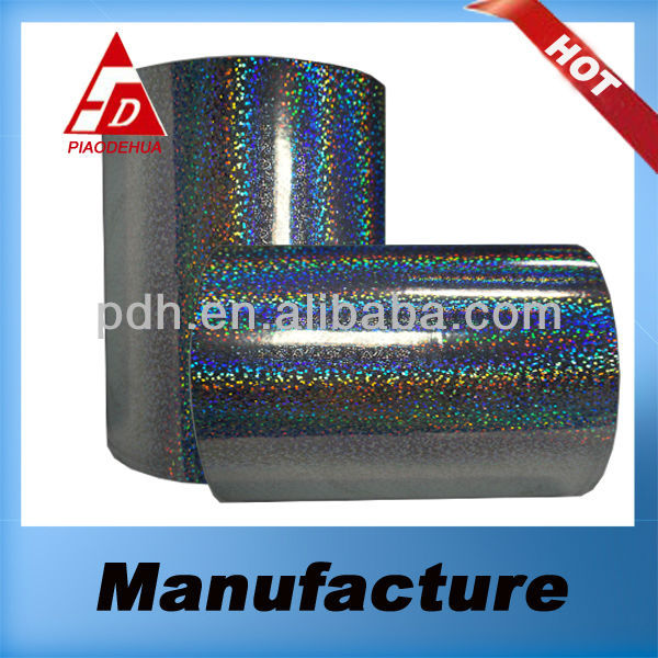 SELF ADHESIVE HOLOGRAPHIC TAPE