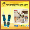 Good Adhesion Mutil-Usage Plastic Glass Metal Concrete Sealant Gule