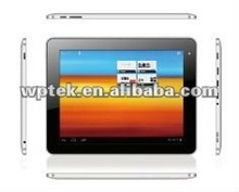 9.7 inch Android 4.0 RK2918 Multi touch capacitive tablet pc with HDMI
