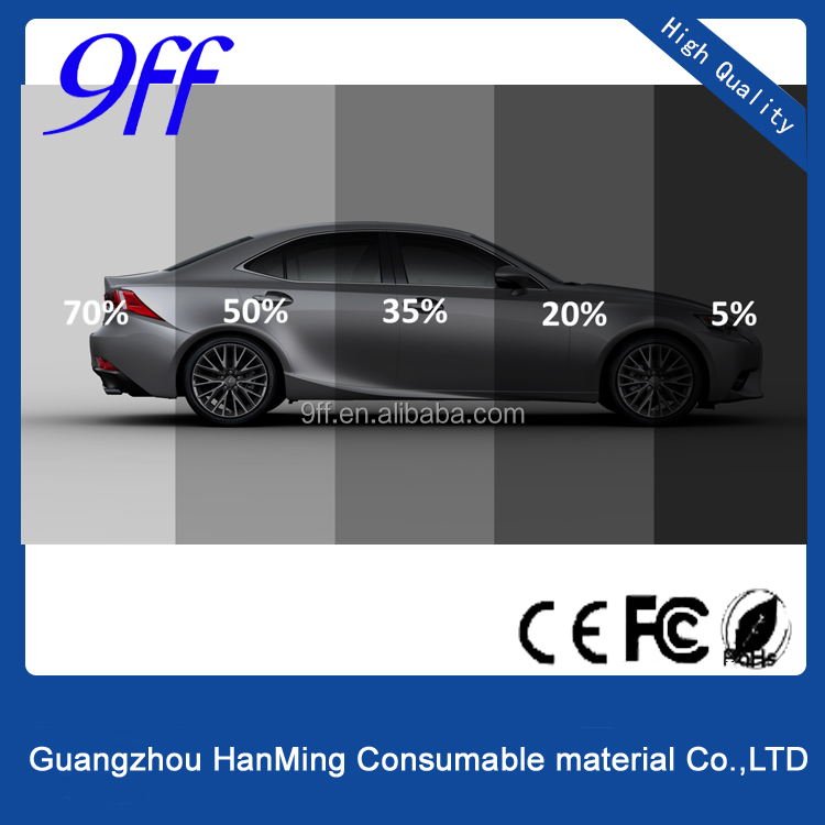 9ff 1.52*30M 9ff car sunroof Tint Window Safety Protective Film