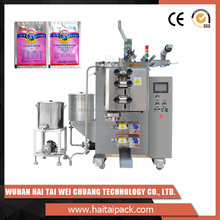 Wholesale new product stand up pouch liquid packing machine for Liquid, oil, soy sauce, vinegar, water