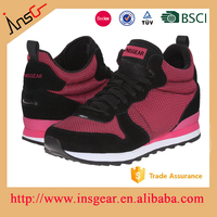 eva material rubber outsole women running shoes from shoe vendors