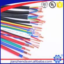 Top Quality flat cable 1.5mm pvc insulated electric cable