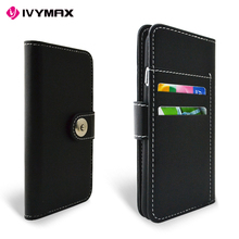 2017 IVYMAX Caseme Retro PU Multi-Function Wallet Case for iPhone 7s, For iPhone 7s Phone Case 2017