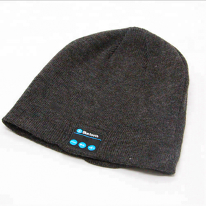 Fashion Wireless Bluetooth Beanie Hat With Headphone Wholesale