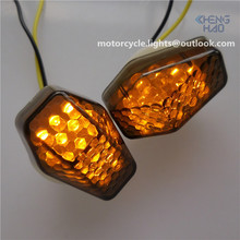 CH-1016 Chenghao universal motorcycle led indicators, turn signal led lights for Suzuki Japan motorbike