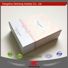 Luxury paper carton box manufacturer made