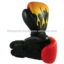 Custom Logo Print Boxing Gloves