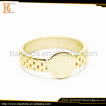 fashionable new design finger ring hand made jewelry can be customized
