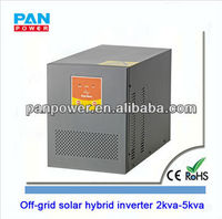 Off-grid 2KVA DC/AC single phase sine wave solar vector marine power inverter