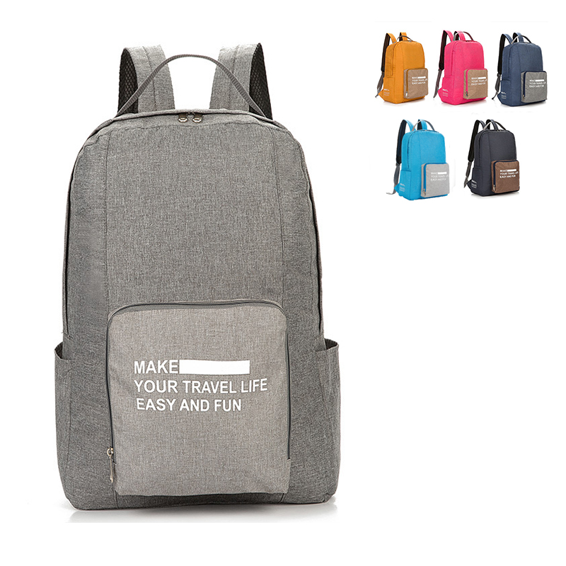 40L <strong>Travel</strong> Packing Smart Backpack School Bag Multifunctional Foldable Waterproof Kids Hiking Smell Proof Backpack Bag <strong>Travel</strong>