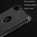 DFIFAN Black Matte Case for iPhone 7, For iphone 7 case tpu,ultra thin frosted cover for apple iphone 7