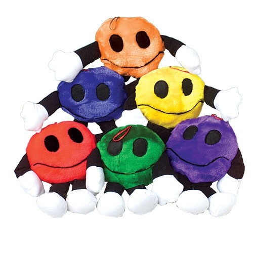 Customized promotional cute carnival plush toys