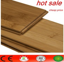 Carbonized horizontal bamboo flooring; 100% solid; large quantity has lower price