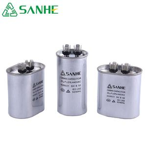 Air condition parts cbb60 25uf 500vac capacitor