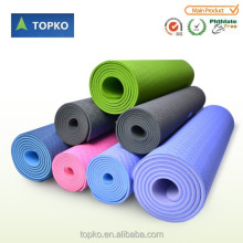 TOPKO manufacturer non-slip full printed private label eco yoga mat