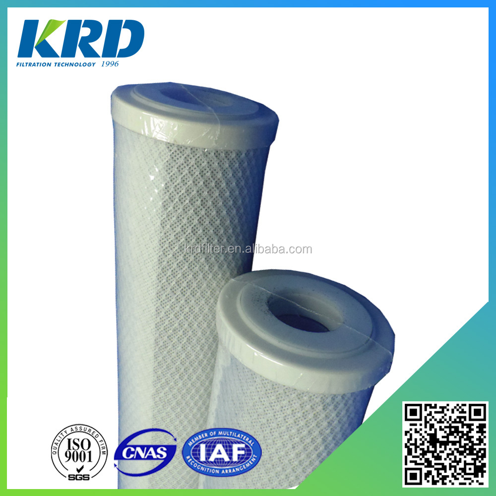 Activated Carbon Water Filter Cartridge for alkaline water