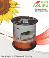 China new design popular portable mini 909 kerosene stove heater