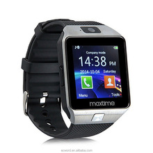 Wearable Devices Smartwatch DZ09 Smart Wrist Watch Digital TF Card Bluetooth Smartphone Watch DZ09