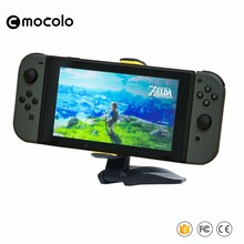 Newest !! 360 Degree Rotating Game Console Holder for Nintendo Switch Wholesale Stand Holder with top quality