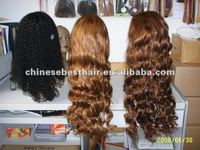 Factory wholesale kinky curly human hair wigs for black women