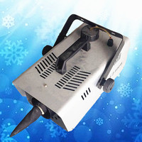 Guangzhou Professional Stage Effect 600W Snow Machine Home Party Christmas Hoilday Light