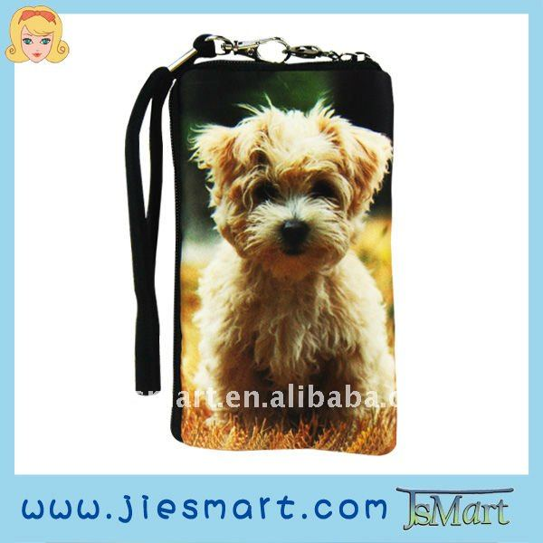 JSMART pets bag sublimation DIY picture customized digital printing