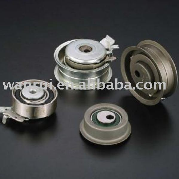 High Quality peugeot belt tensioner pulley