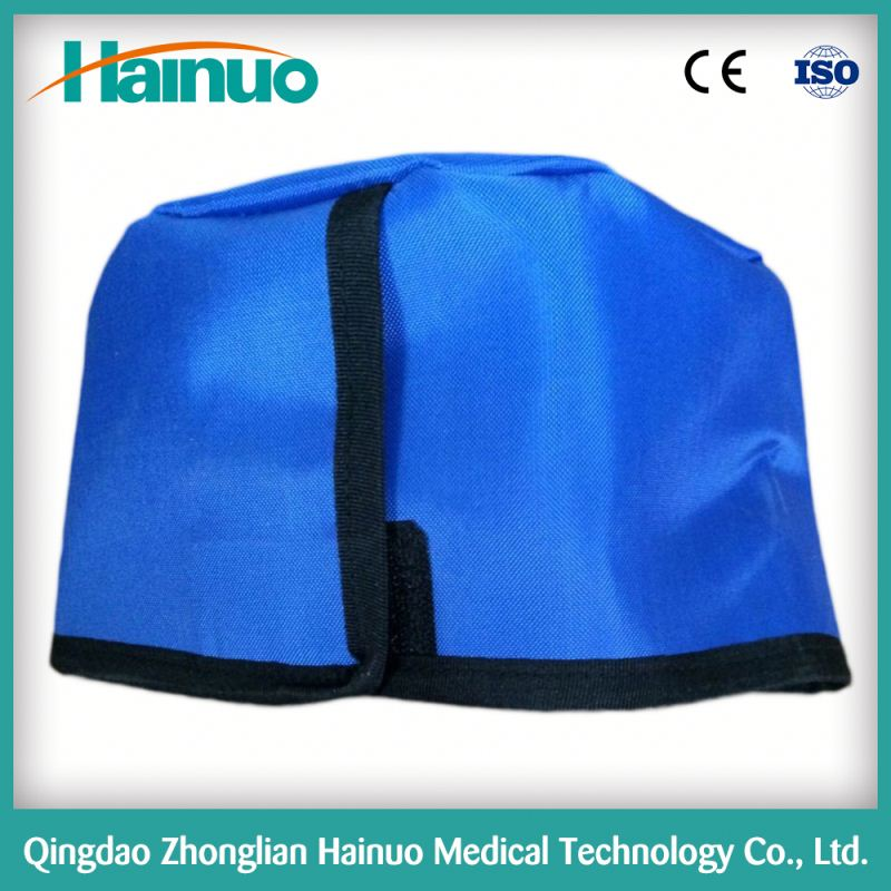 Custom Anti Radiation Material Made X-Ray Lead Protective Cap