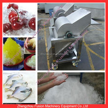 NEW TYPE block ice crusher machine/portable ice crusher/industrial ice crusher machine
