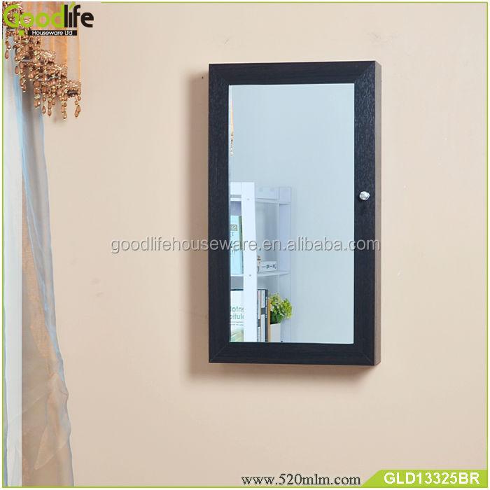 GLD113325mirror jewelry cabinet-9